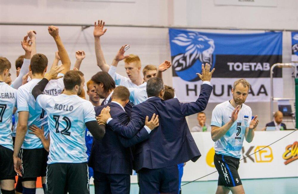 Selgusid Kuldliiga finaalturniiri osalejad ning kolm riiki, kellega Eesti peaks Rahvuste Liiga koha eest võitlema Challenger Cupil