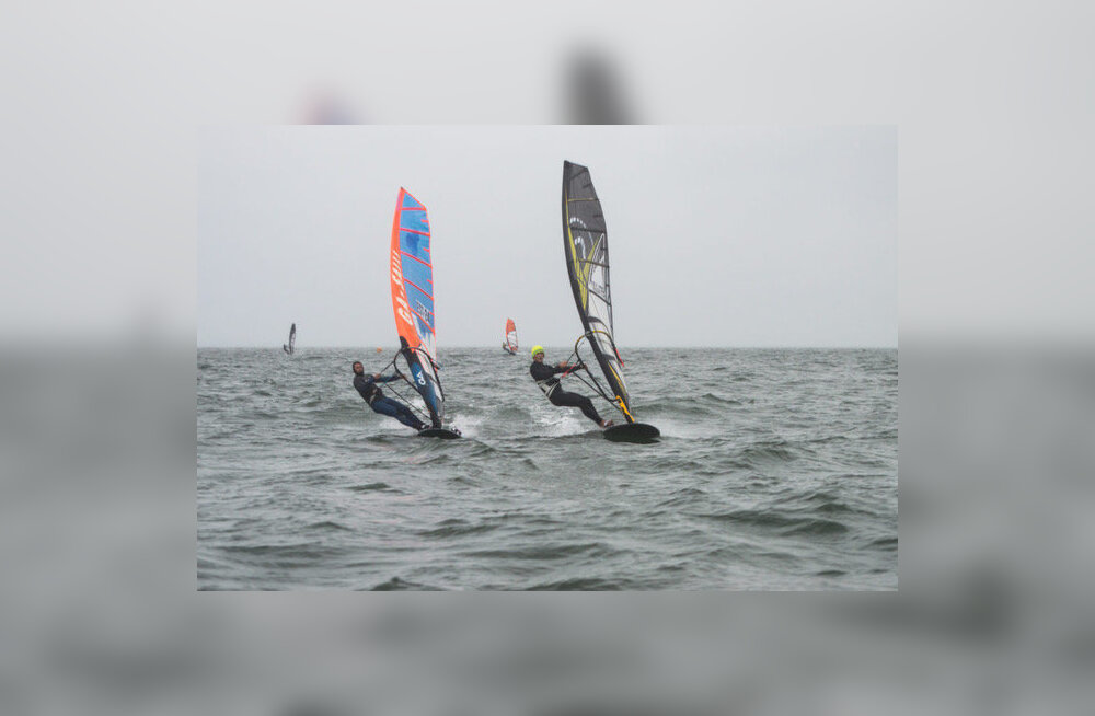 Surfi slaalomi EMV finaaletapp Pirital