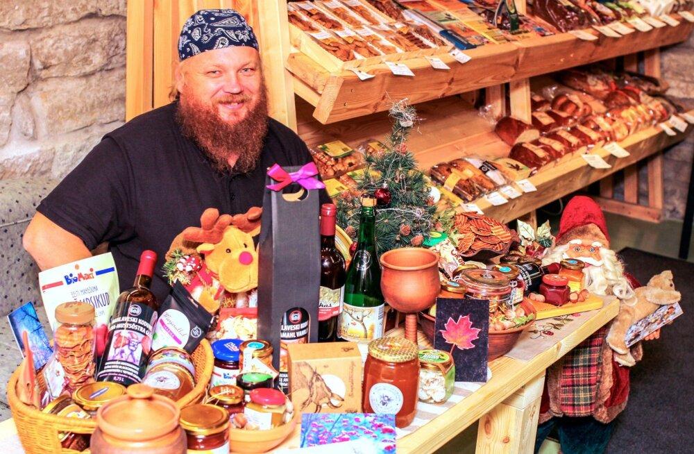 Ehtne ja eestimaine talugurmee jõululauale: gluteenivabad tatravorstid, mahedamaitseline juust, hapendatud seened ja kõrvitsa-ingver marmelaad