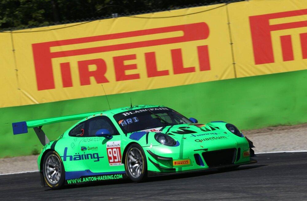 Kas Porsche liitub viimaks vormel-1 sarjaga?