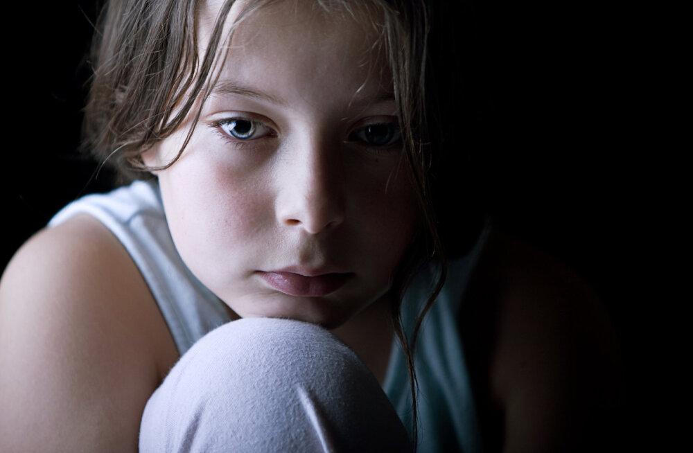 Katkised hinged: kust saavad alguse lapse mured?