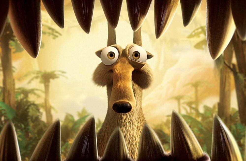 """Animafilm """"Jääaeg 3"""" on TV 3 eetris laupäeval, 24. märtsil."""