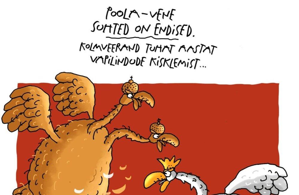 Poola-Vene suhted on endised.