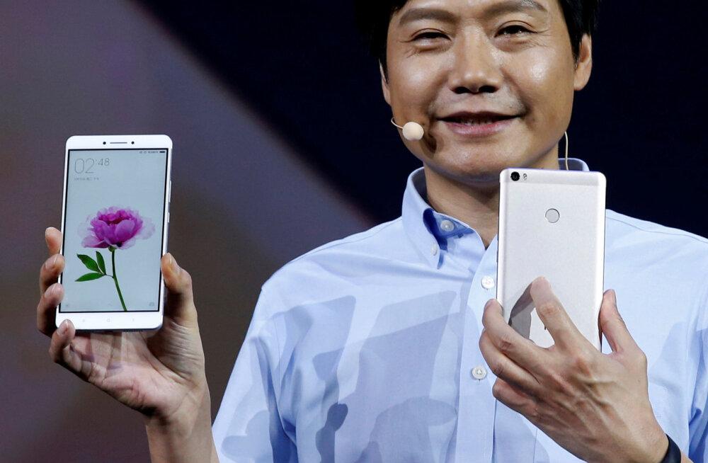 Xiaomi подешевела на шесть миллиардов долларов за три дня