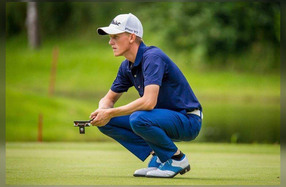 Eesti golfimängija esindab Eestit rahvusvahelisel Viking Challenge võistlusel