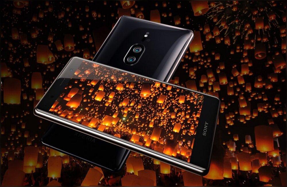 Xperia XZ2 Premium: kas see Sony tipptelefon pole mitte liiga kallis?