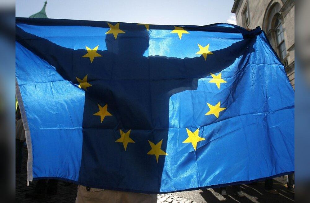Asesaadik Clyde Kull teeb Brüsselis tempe