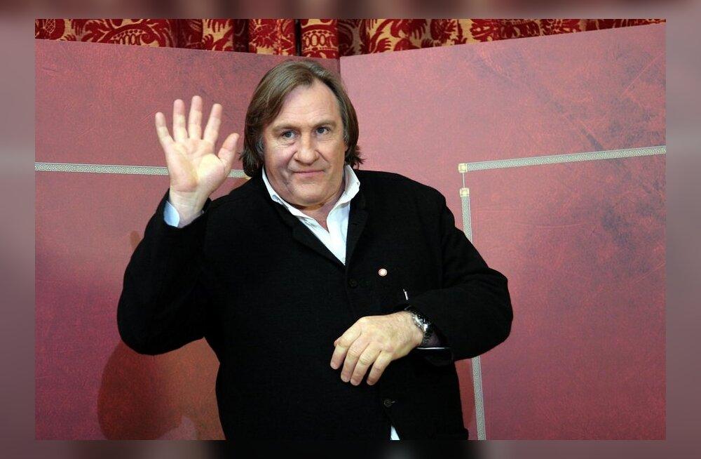 VIDEO: Depardieu käis Saranskis ja talle kingiti korter ning sissekirjutus