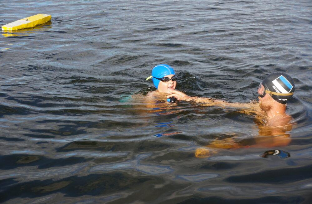 Eesti Ujumisliit loob e-õppevahendid ujuma õppimiseks