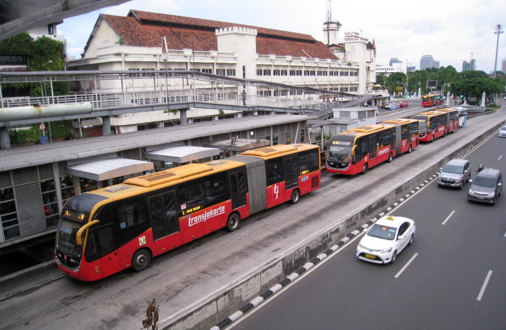 Taavi Aas Buss V 245 I Tramm On Veel Parem Lahendus