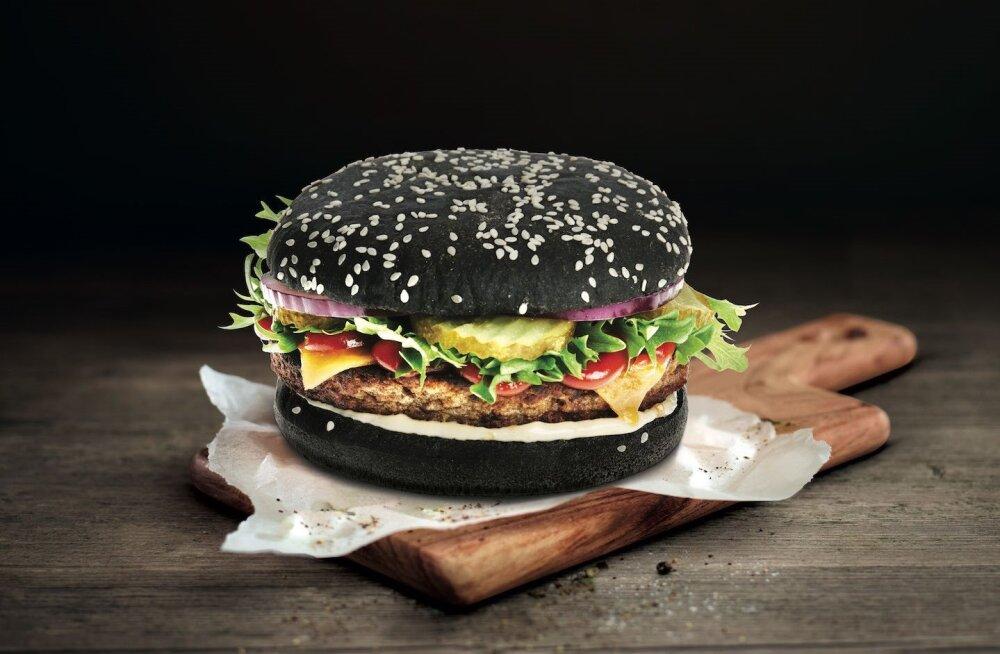 FOTO: Circle K menüüsse lisandus eriskummaline burger