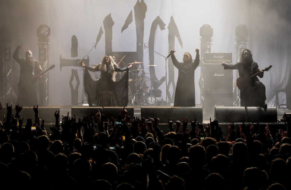 Hard Rock Laager kuulutas välja järgmise aasta festivali toimumiskuupäevad
