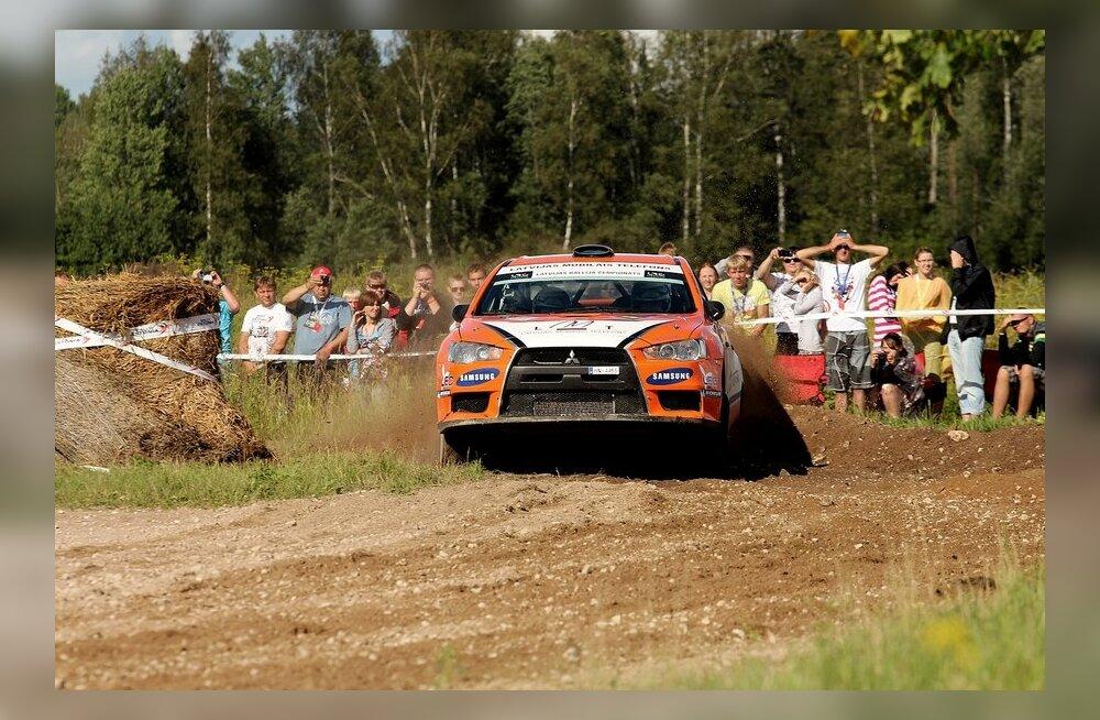auto24 Rally Estonia 2012