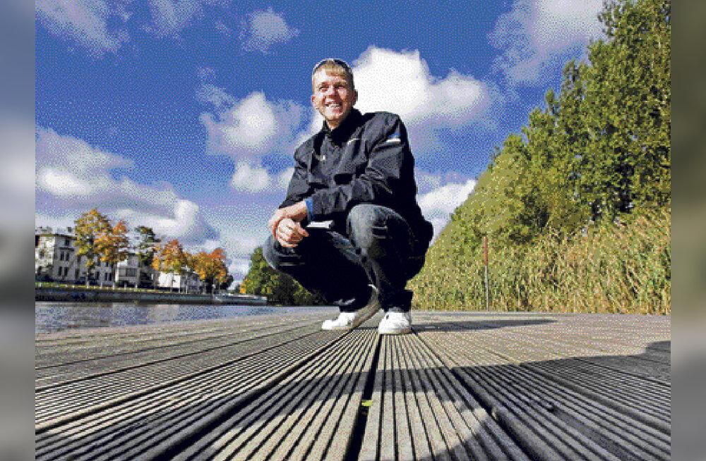 Kaspar Taimsoo:  me ei kavatse olümpia eel tugevat kahepaati lõhkuda