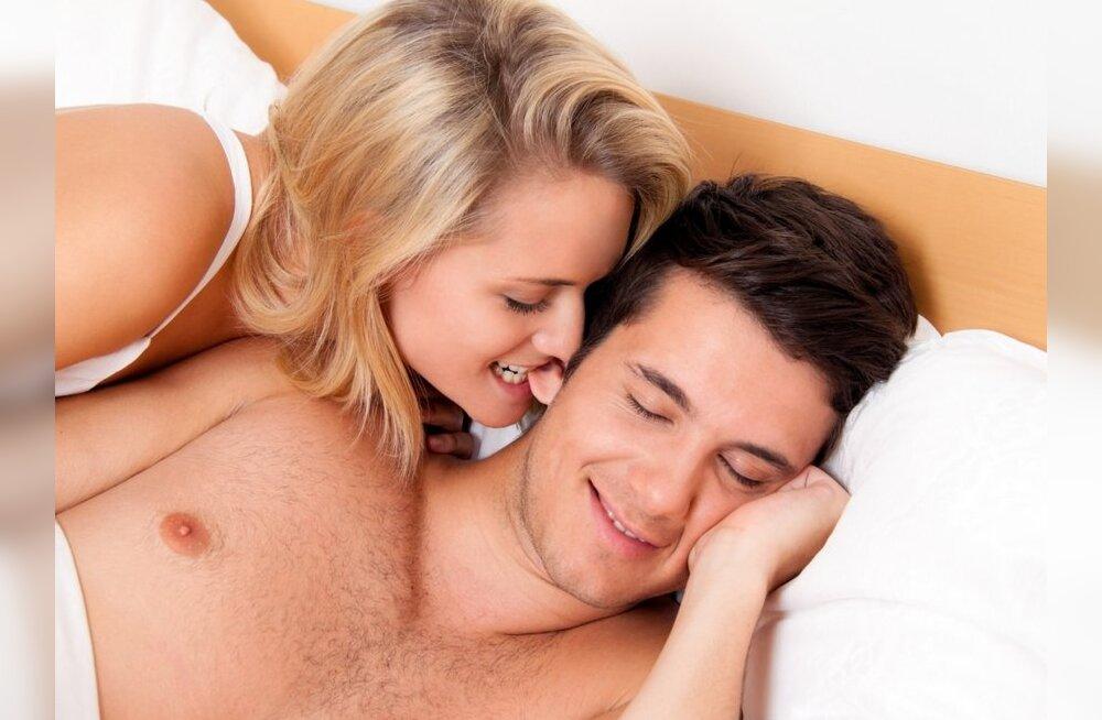 Как склонить мужчину к сексу