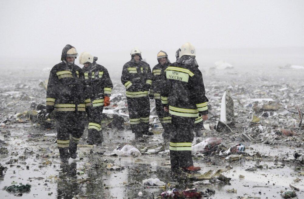 Venemaa lennukatastroof