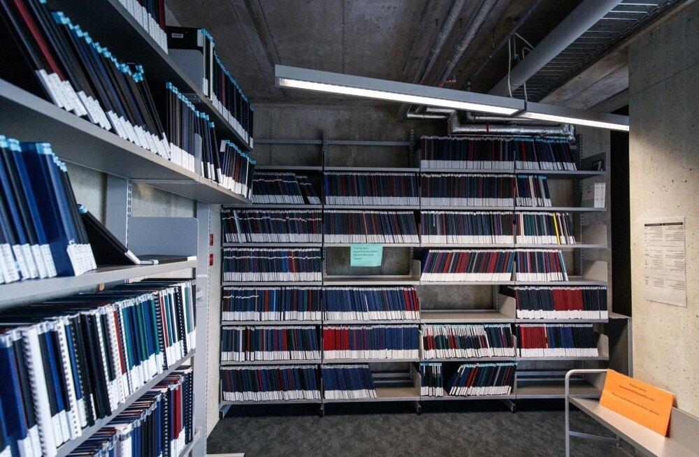 TLÜ kuuest instituudist viis nõuavad endiselt töid paberkandjal. Viimase viie aasta jooksul on ainuüksi haridusteaduste instituudis kaitstud üle 1800 lõputöö.