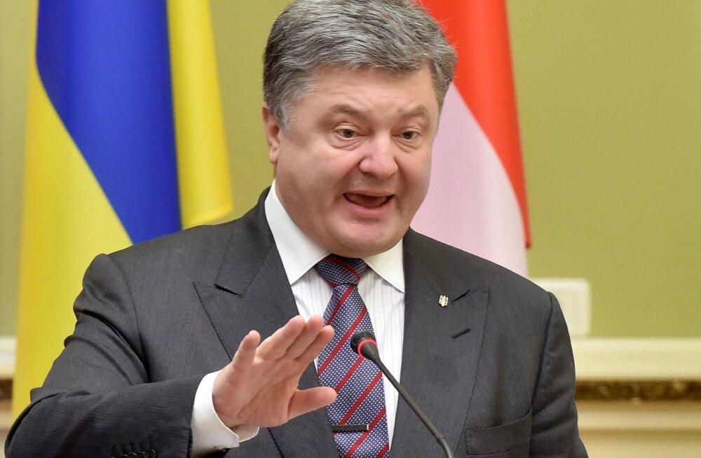 Фантомные боли: Порошенко анонсировал изменение статуса Крыма в Конституции Украины