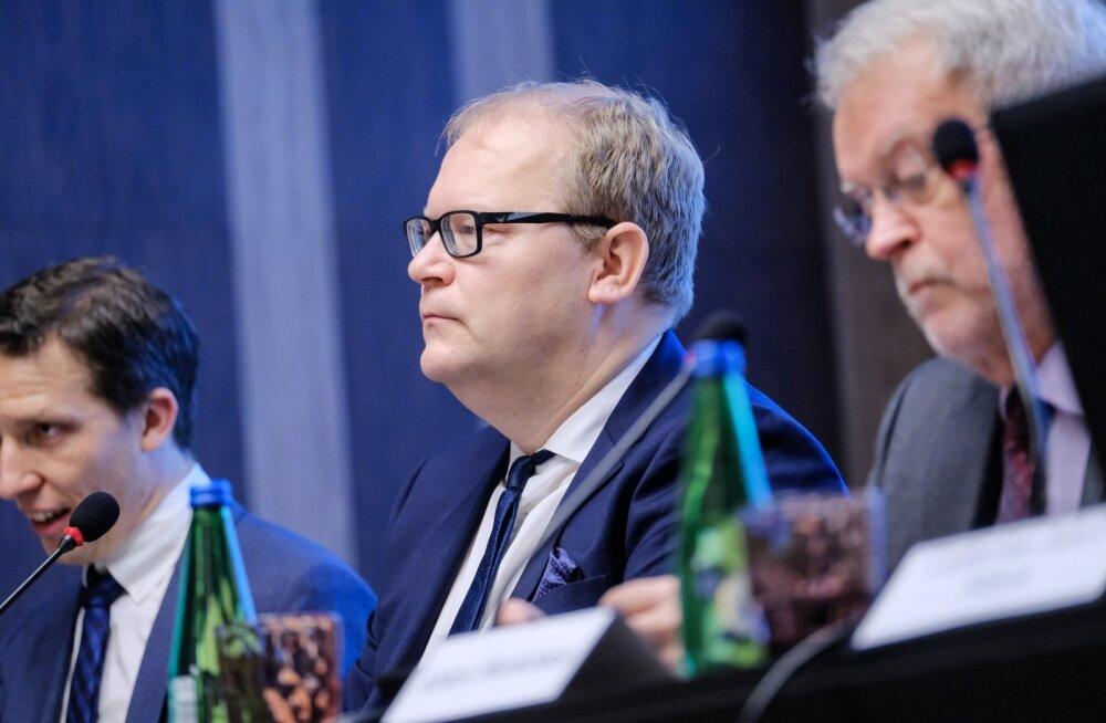 Alde korraldatud Arktika teemaline konverents