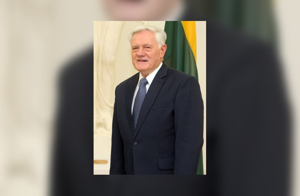 Leedu president