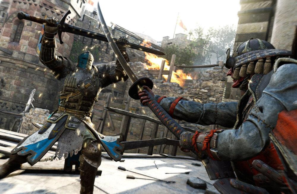 Videomängu ostsid, aga suur osa sisust on kättesaamatu: kas Ubisoft läks For Honori puhul liiale?
