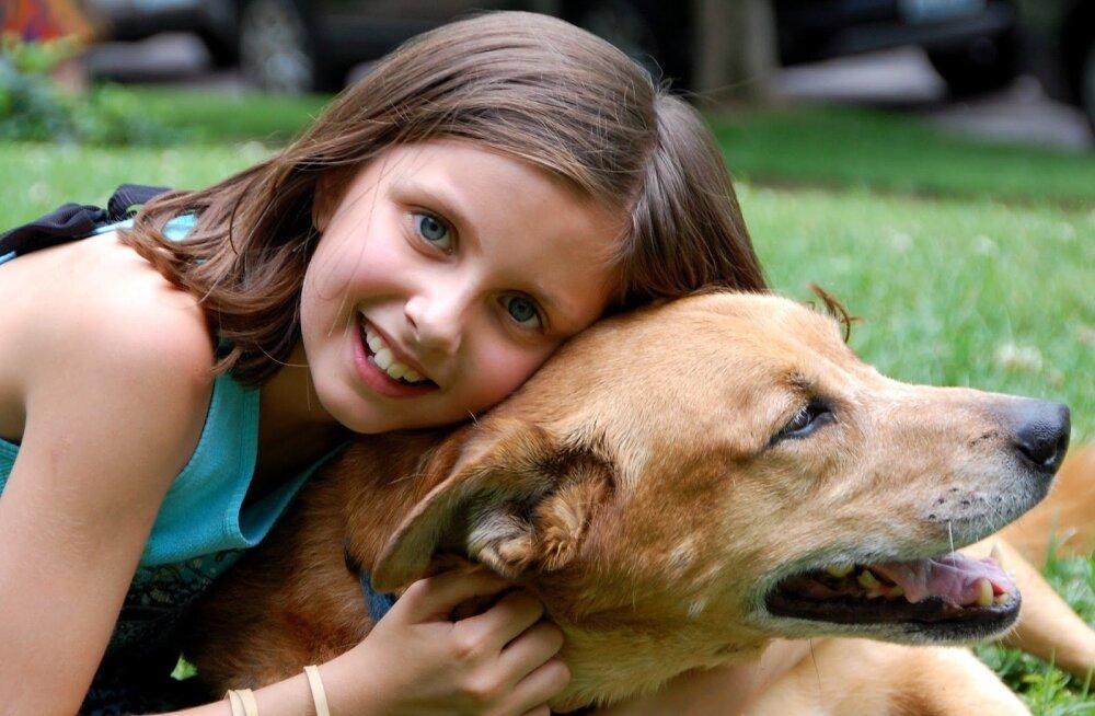 Kas ja kuidas lapsele teatada, et lemmikloom on lahkunud?