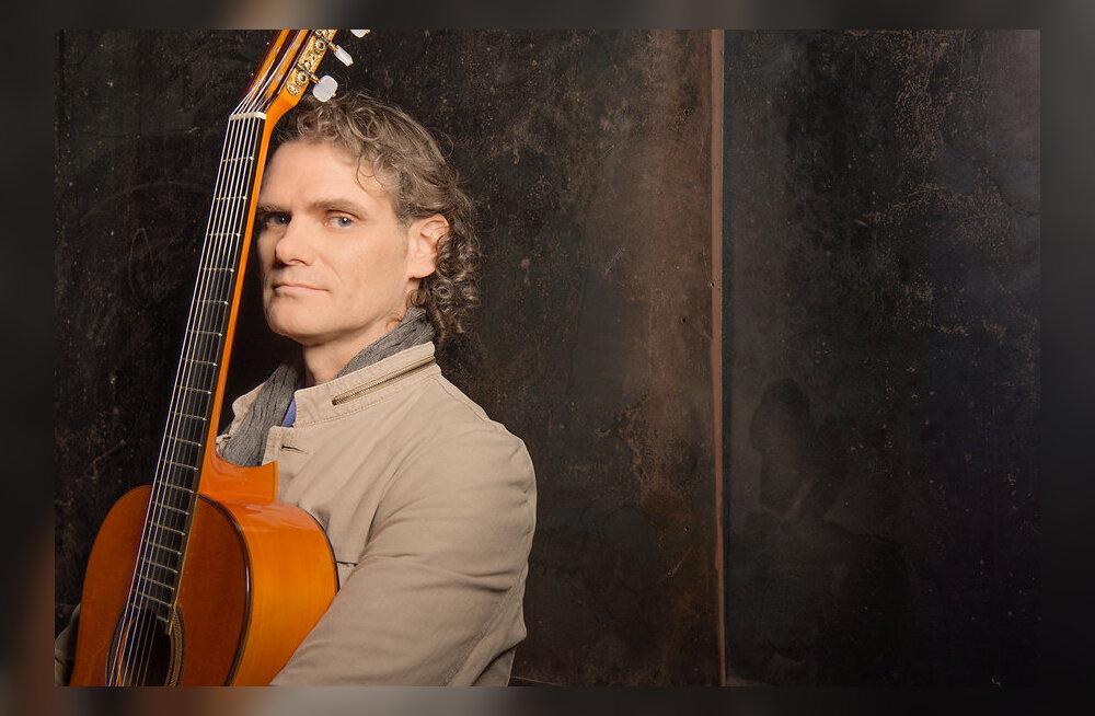 Смотрите, кто выиграл билеты на концерт Джесси Кука — одного из лучших гитаристов в мире