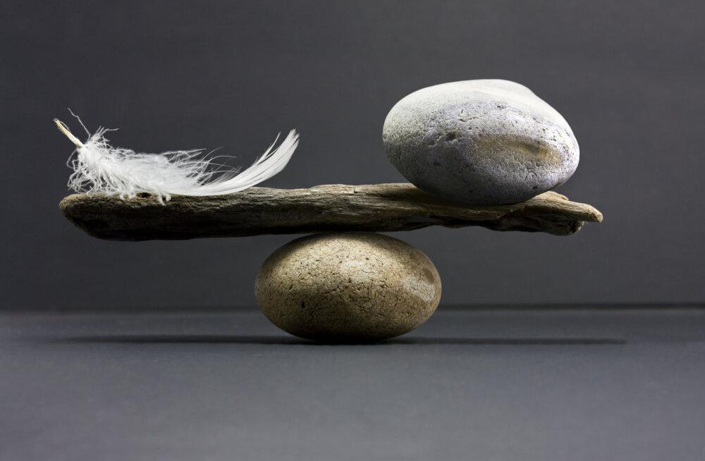 Kas sinu elus on andmine ja saamine tasakaalus?