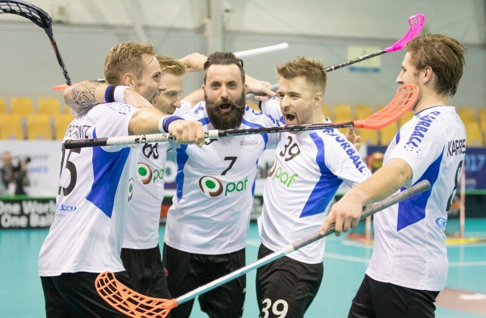Eesti saalihokimängijad