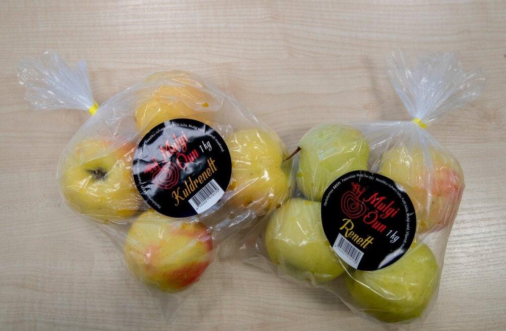 """""""Kuldrenett"""" või """"Renett"""" – tegelikult mitte kumbki, sest niisugust õunasorti polegi olemas. Seda, mis sorti õunaga päriselt tegu on, ei ole nende turustaja Mulgi Õun päri avaldama."""