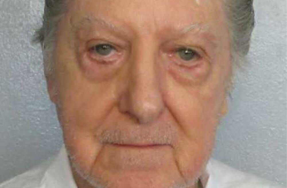 USA-s hukati vanim surmamõistetu pärast surmanuhtluse taastamist 1976. aastal