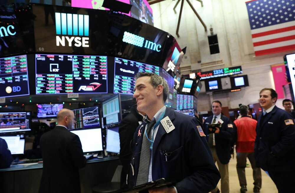 Investeerimisguru: valmistuge lähiaja järsu tõusu järel börsi kukkumiseks
