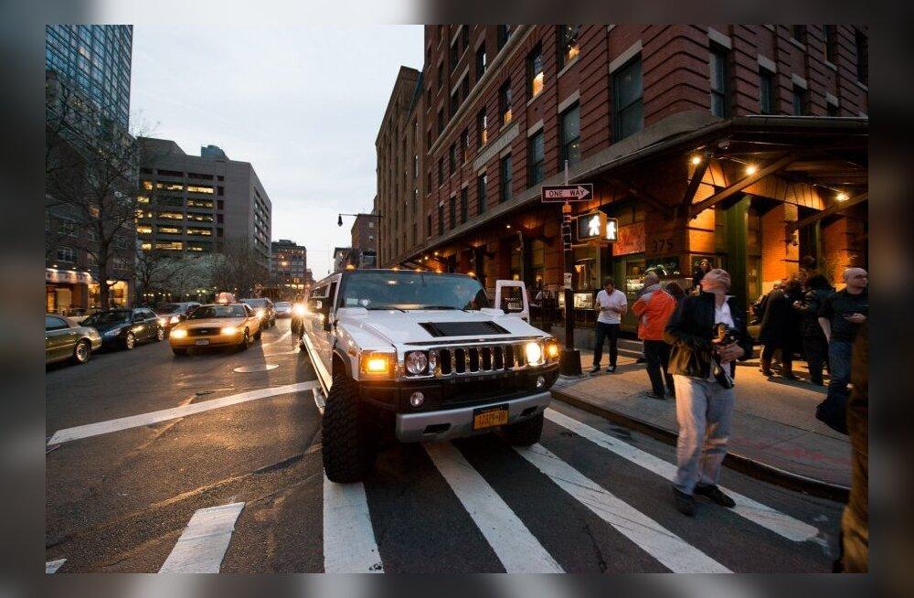 В Нью-Йорке в результате ДТП с участием лимузина погибли 20 человек