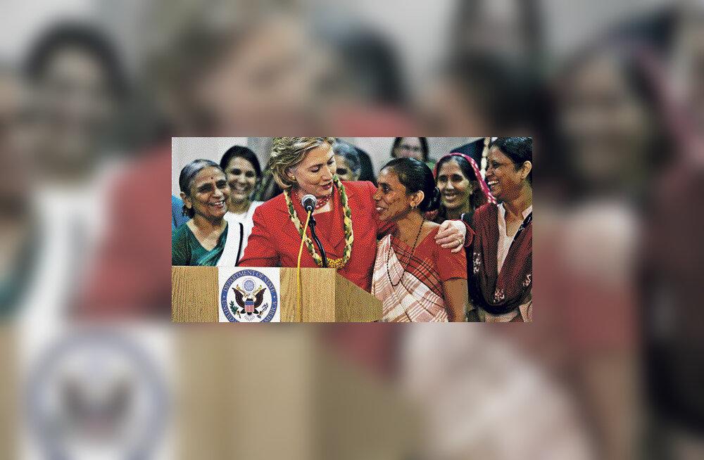 Kuhu on kadunud Hillary Clinton?