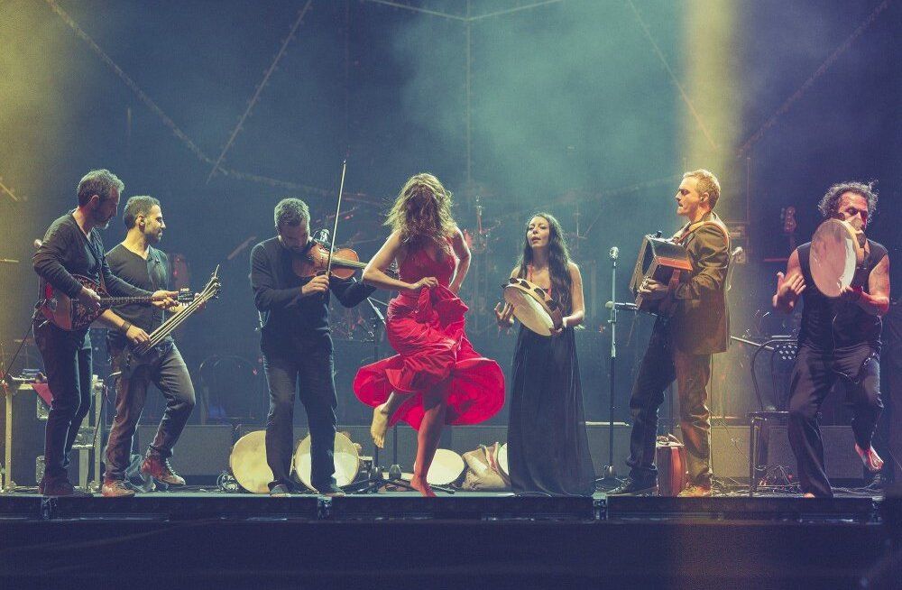 Жаркие танцы и музыка Италии! Смотрите, кто выиграл билеты на концерт Cancionere Grecanico Salentino