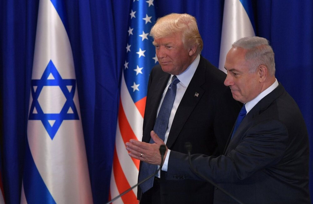 Toomas Alatalu: praeguses suhetesegadikus võib end võitjaks pidada Iisraeli liider Netanyahu