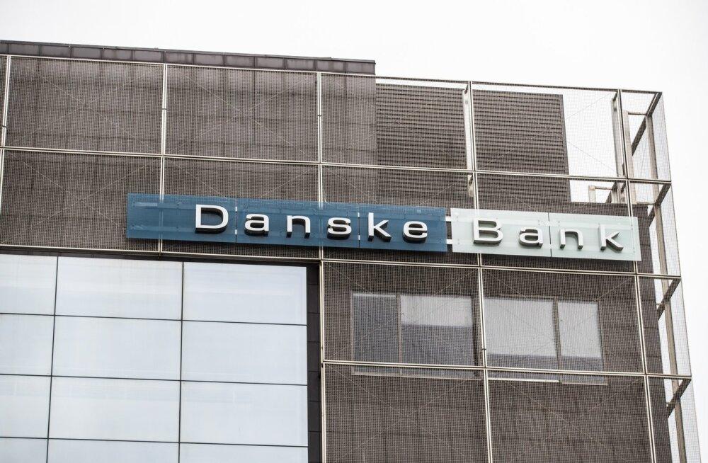 Danske Bank teatas, et on Eesti haru rahapesu tõttu USA justiitsministeeriumi uurimise all
