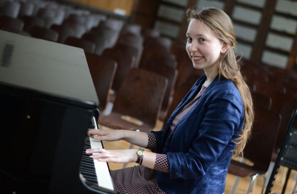Sofia lugu: noore koorijuhi mitmekülgsed oskused