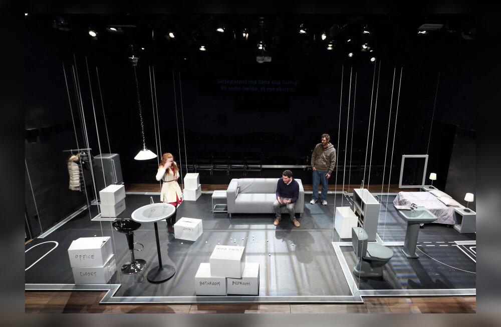 Ameerika näitekirjanik Julien Schwab: Eesti pani mind taas teatrisse uskuma