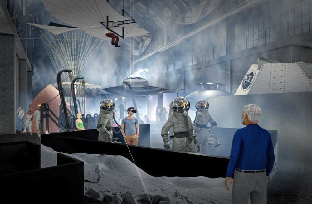 Tallinna tuleb virtuaalreaalsuse keskus, kus on võimalik ümber maailma reisida