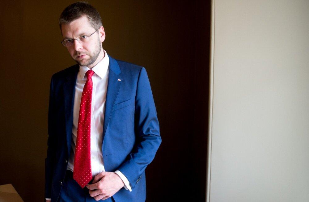 Ossinovski tahab sotside juhina uut koalitsioonilepingut