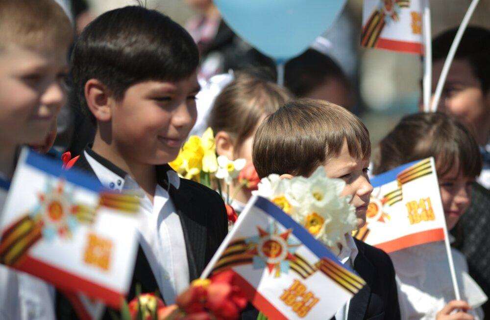 Venemaal tehti ettepanek laste vähesuse maksu kehtestamiseks