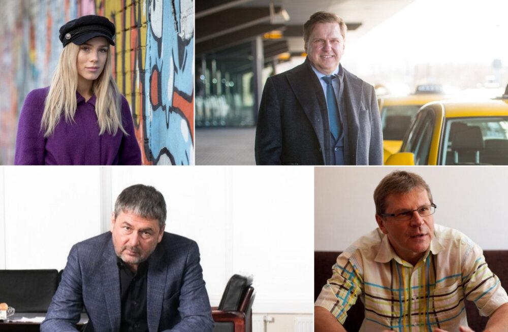 Kes on suurimad Tallinna Sadama aktsionärid?