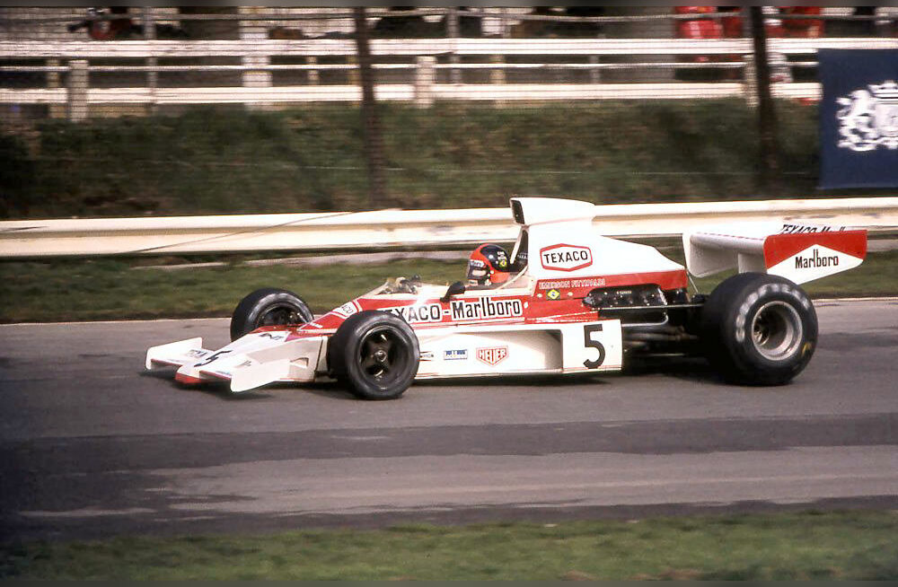 F1 aastal 1974: maailmameistriks tuli see, kes viimasel etapil ei kustunud