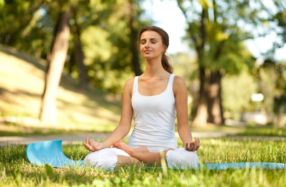Meditatsioon: maa ja kõige muuga kontakti loomine