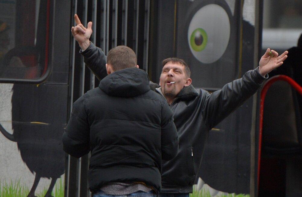 Vabaerakonna üritus Tallinnas