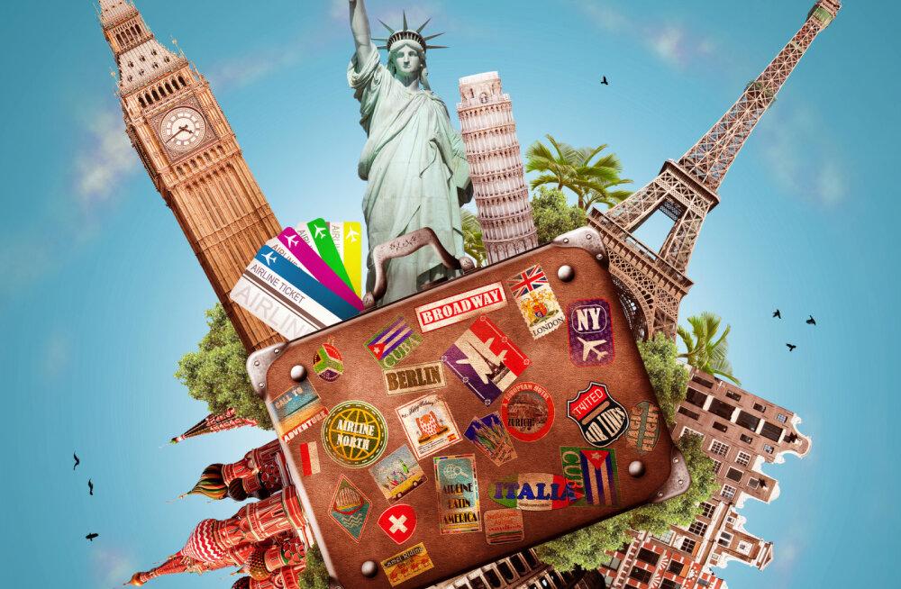 Reisihoroskoop: mis riigis ootab sind parim puhkus?