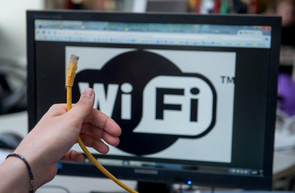 Elektrilevi uudne ja kiire internet jõudis esimeste klientideni