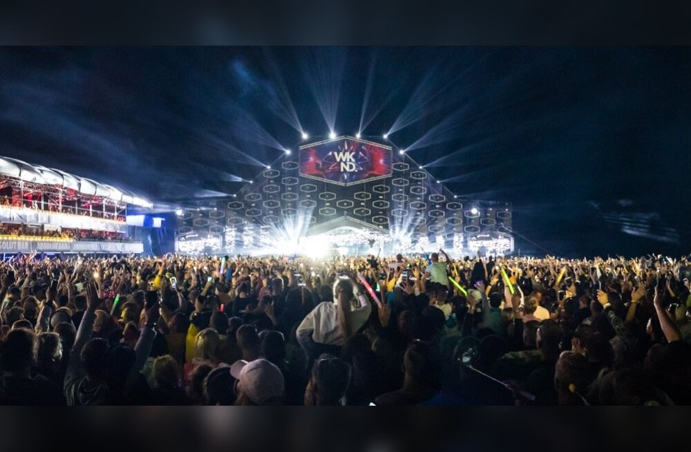 Weekendi festival on tantsumuusika sõprade seas hinnatud pidu. Kolme päeva jooksul käis Pärnus festivalil ligi 75 000 inimest.