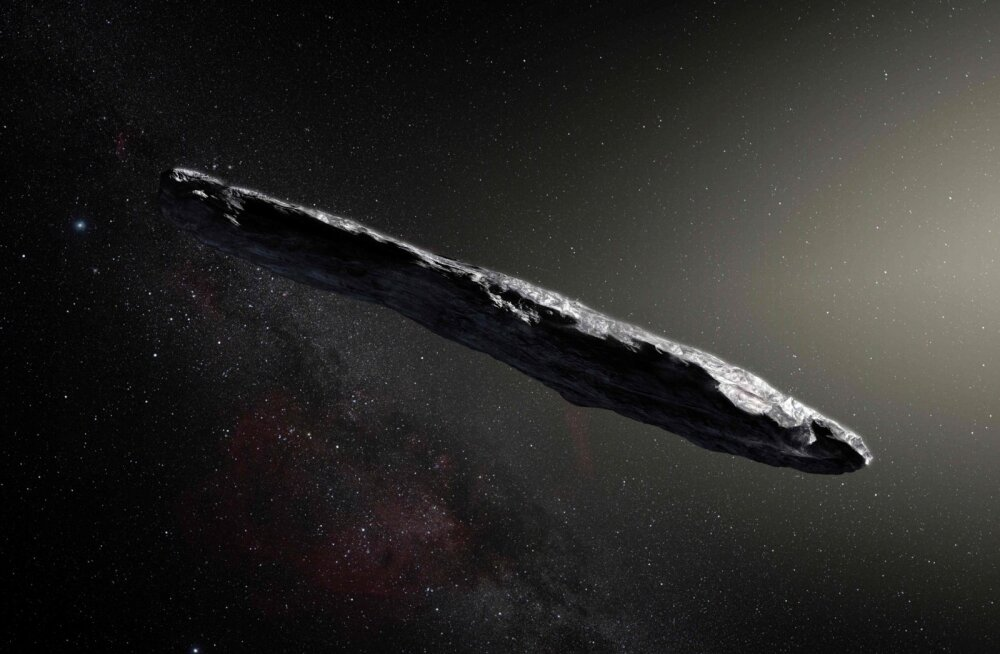 """UFO-otsijad hakkavad homme Oumuamuad """"kuulama"""" - äkki on see ikka tulnukate kosmoseaparaat?"""